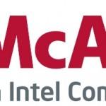 McAfee India Logo