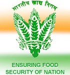 FCI Food Corp India Logo